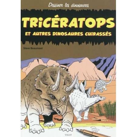 Tricératops et autres dinosaures