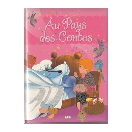 Au pays des contes (glitter rose)