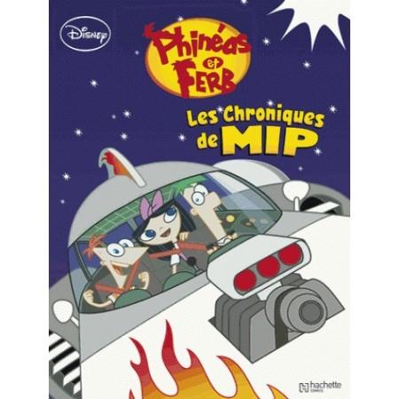 Phinéas et Ferb Tome 2