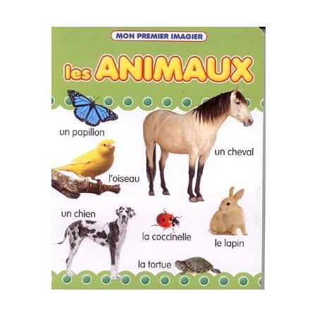 Mon premier imagier : Les animaux