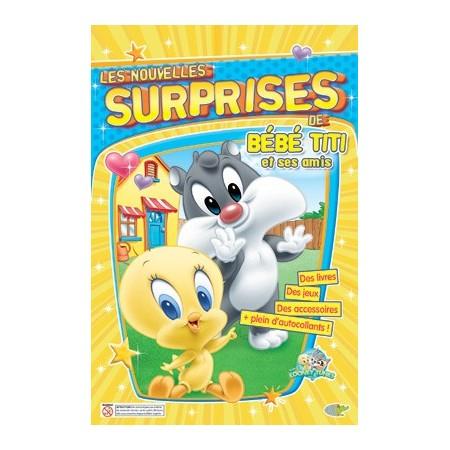 Les nouvelles surprises de Bébé Titi et ses amis