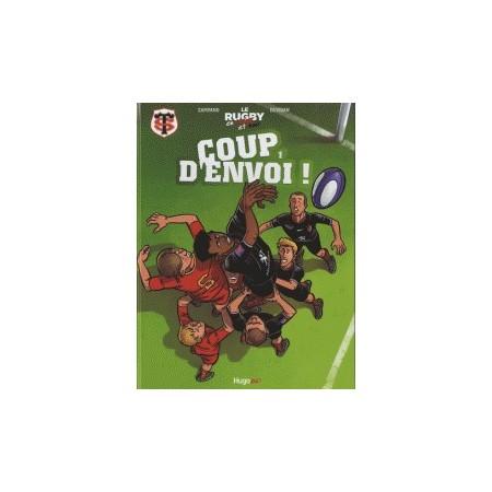 Le rugby en rouge et noir Tome 1