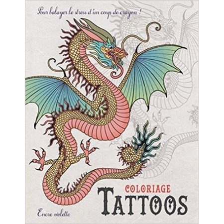 Coloriage Tattoos