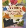 Avions, loisirs créatifs en origami