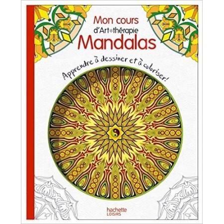 Mon cours d'art-thérapie - Mandalas