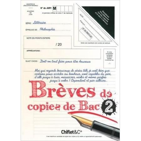 Brèves de copies de Bac - Tome 2