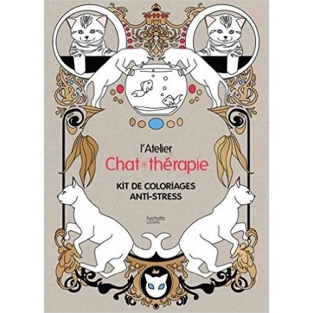 L'atelier chat-thérapie
