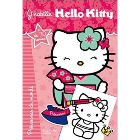 J'habille Hello Kitty