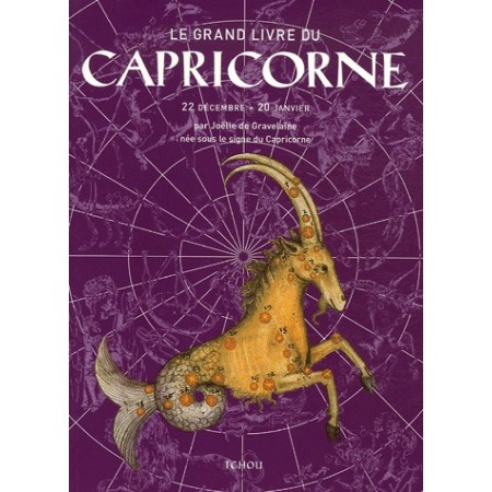 Le grand livre du Capricorne