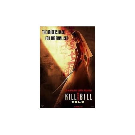 DVD Kill Bill 2