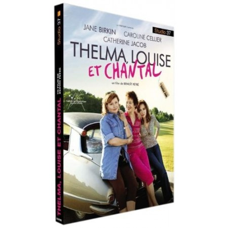 DVD Thelma Louise et Chantal