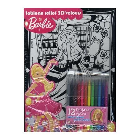 Barbie (robe de soirée). Feutrine