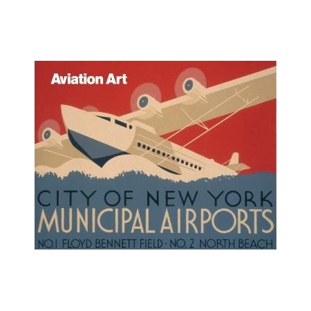 Poster Aviation Art