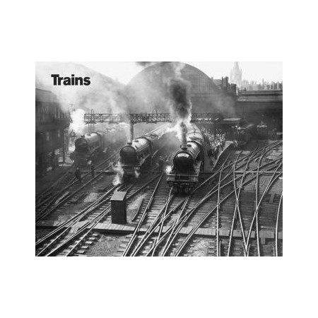 Trains (5 posters)