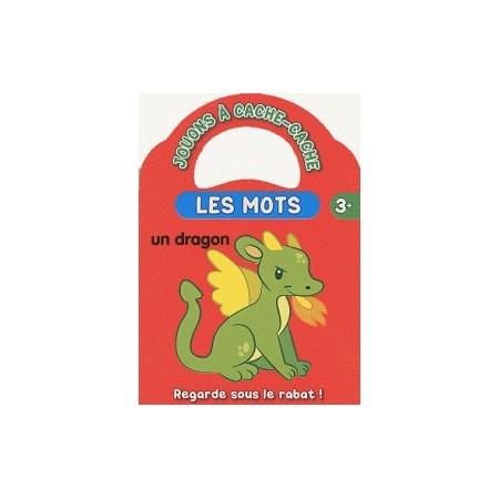 Jouons à cache-cache Les Mots (un dragon)