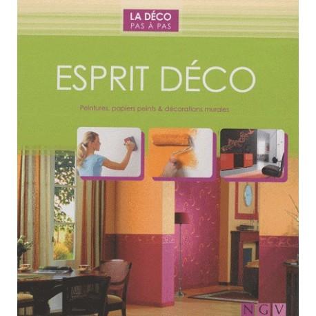 Esprit déco - Peintures, papiers peints & décorations murales