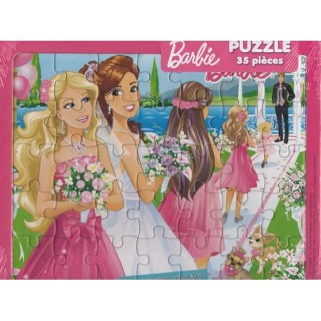 Barbie Un évènement inoubliable ! Puzzle 35 pièces