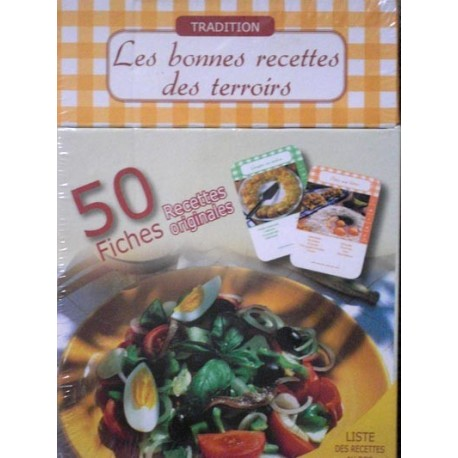 Les bonnes recettes des terroirs tome 3
