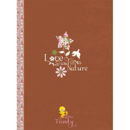 Cahier - Tweety - Love and Nature