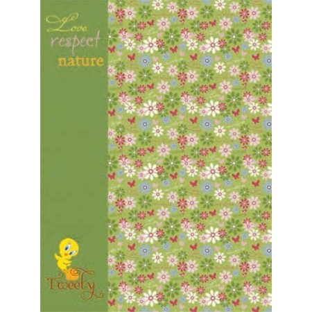 Cahier - Tweety - Love respect Nature