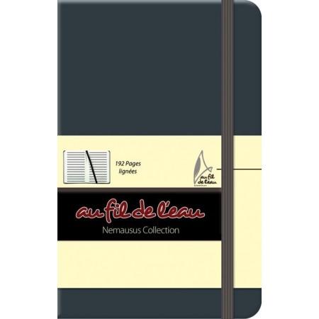 Carnet de notes - 9x14 - rigide - anthracite