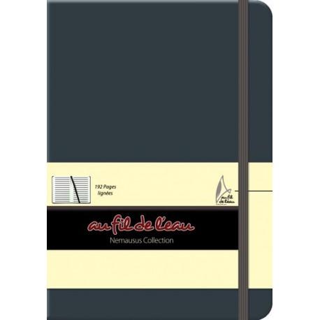 Carnet de notes - 12x17 - rigide - anthracite