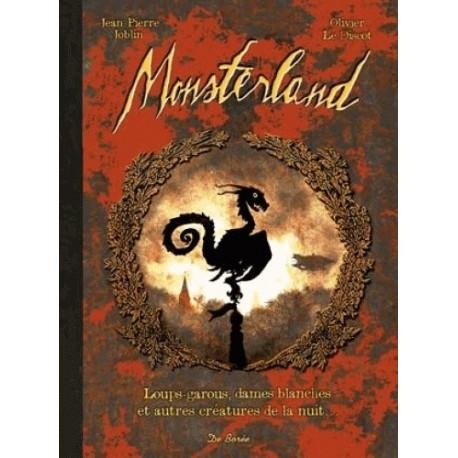Monsterland - Loups-garous, dames blanches et autres créatures de la nuit