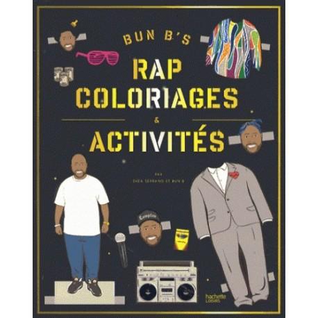 Rap, coloriages et activités