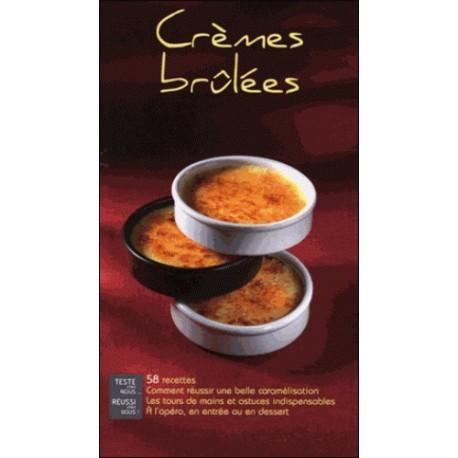 Crèmes brûlées - 58 recettes