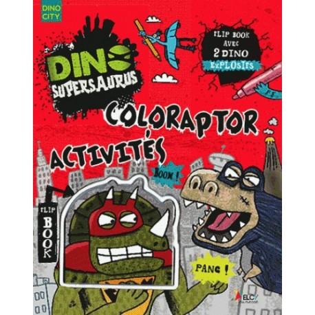 Coloraptor activités