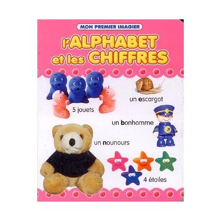 Mon premier imagier : L'alphabet et les chiffres