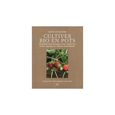 Plantes bio en pots