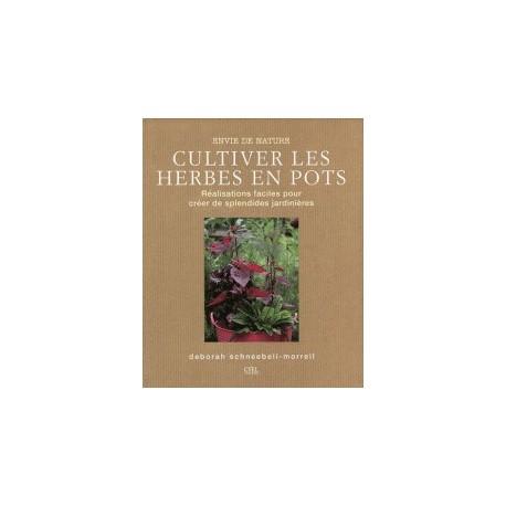 Cultiver les herbes en pots