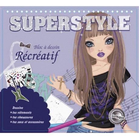 Superstyle gothique