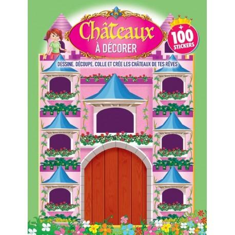 Châteaux à décorer