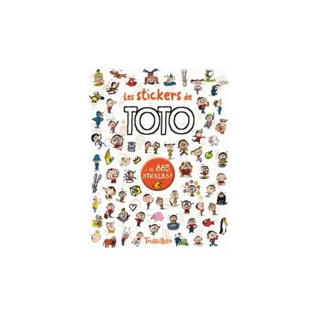 Les stickers de Toto - + de 885 stickers !