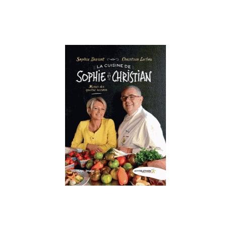 La cuisine de Sophie et Christian - Menus des quatre saisons