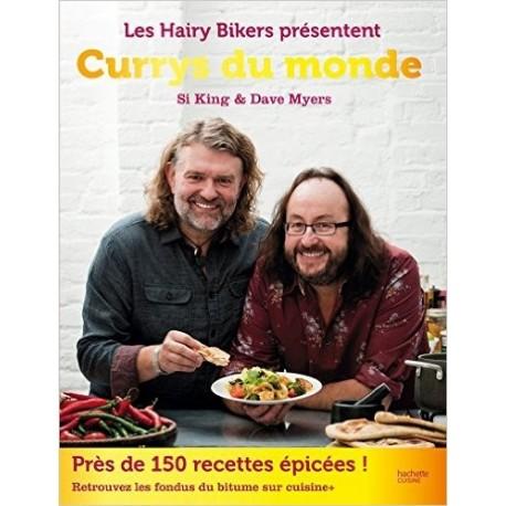 Les Hairy Bikers présentent Currys du monde: Près de 150 recettes épicées !
