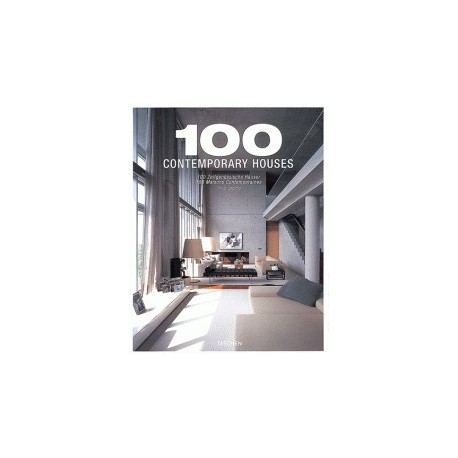 100 Contemporary Houses - 2 volumes