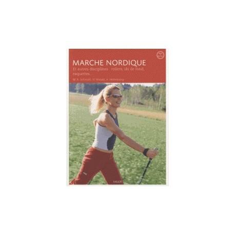 Marche nordique : Et autres disciplines : rollers, ski de fond, raquettes...
