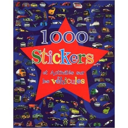 1000 Stickers et Acitivités sur les véhicules
