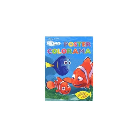 Poster colorama Nemo