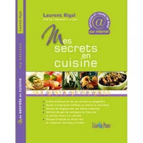Secrets En Cuisine. Les Entrees
