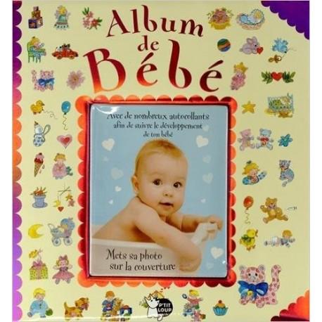 Album de Bébé rose