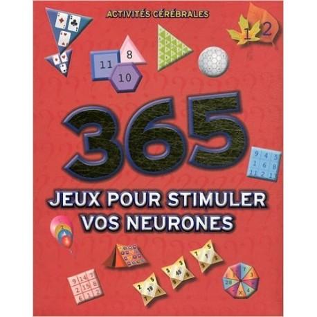 365 jeux pour stimuler vos neurones