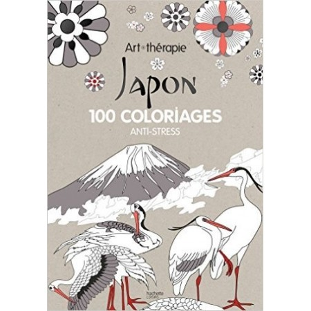 Japon - 100 coloriages anti-stress