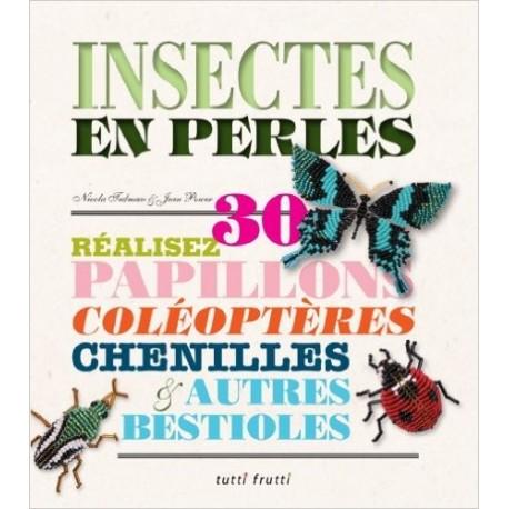 Insectes en perles