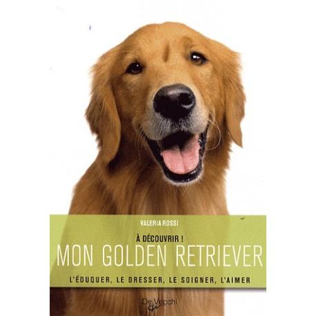 Mon golden retriever