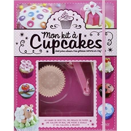 Mon kit à cupcakes