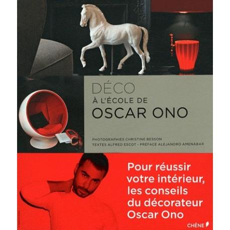 Déco à l'école Oscar Ono